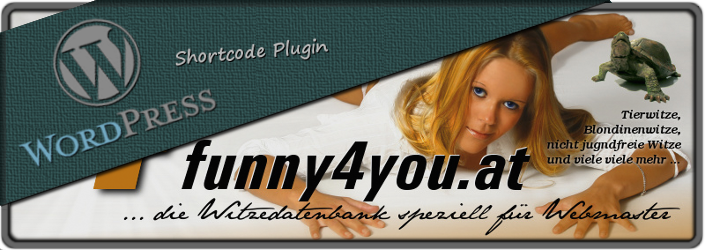 Funny4You - WordPress Shortcode Plugin